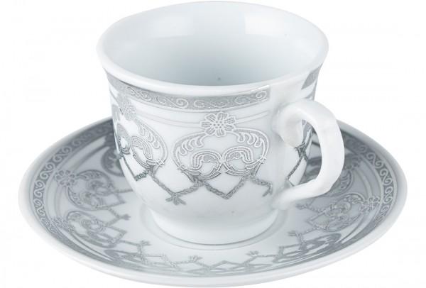 Dekonaz Büyük Kahve Fincan Seti 12 Parça | Gp-0043