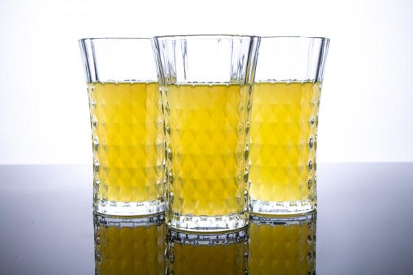 Bavary Glassware Büyük Su Bardağı Yüksek Kalite | 12 Adet | By-7006-XL