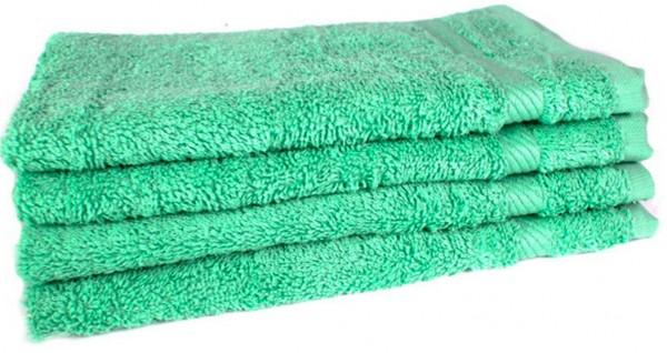 Schäfer Misafir Havlusu %100 Pamuk Açık Yeşil 30x50 cm