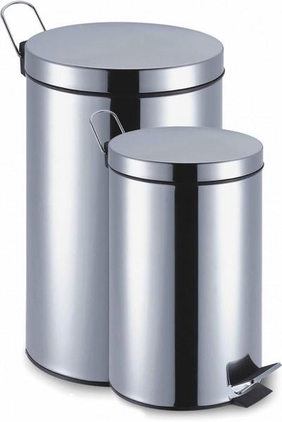 Hoffmanns Pedallı Çöp Kovası Seti 12lt + 3 lt