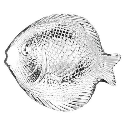 Paşabahçe XL Cam Servis Tabağı Marine / Balık
