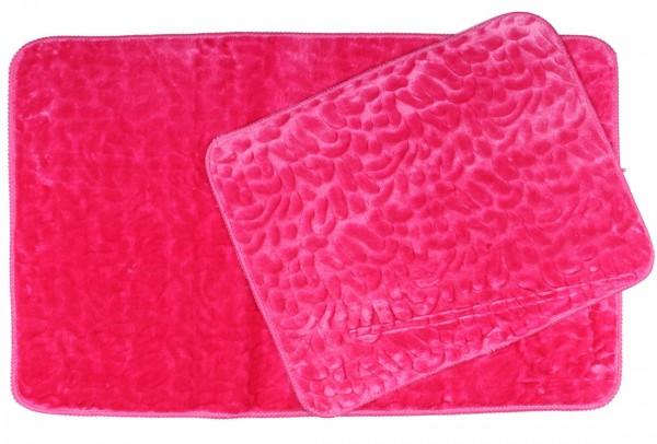 Almina 2'li Paspas Seti | Pembe | Al-0986-pink