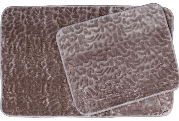 Almina 2'li Paspas Seti | Gri | Al-0979-Grau