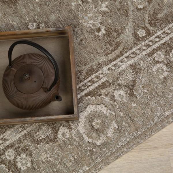 Obsession My Rome Collection Halı | Boz Kahverengi | mil573taup