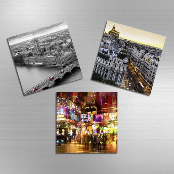 3'lü Magnet | Sehirler ve Tarihi Eserler 2 | MAG-1031
