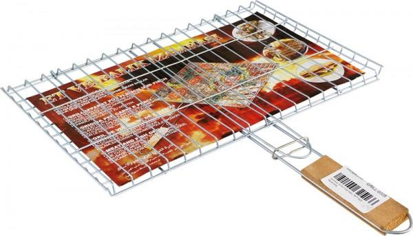 Mangal Izgarası | Tel Izgara | Et Balık Tavuk Sucuk | 23x36 cm
