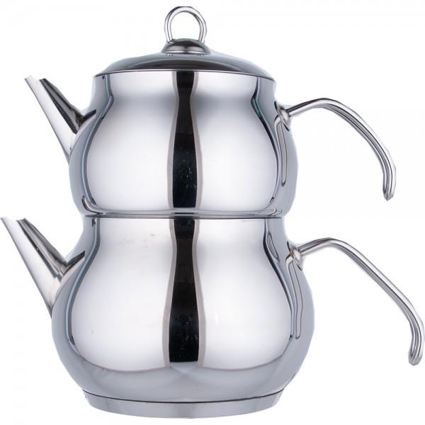 Besa | Çaydanlık Seti | İndüksiyon | 3.10 Litre | Al-besa-5